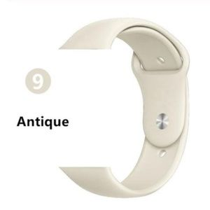 NEW Antique Sport Silicone Band For Apple Watch